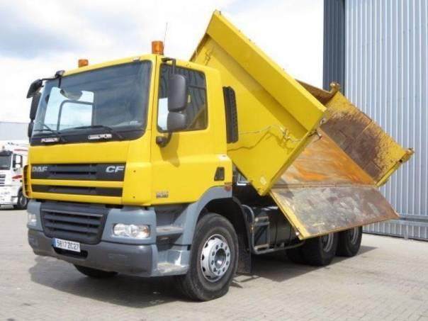DAF  CF 85.360 6x4  S3  EURO 4, foto 1 Užitkové a nákladní vozy, Nad 7,5 t | spěcháto.cz - bazar, inzerce zdarma