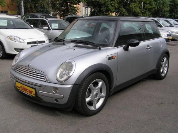 Mini Cooper 1.6 klima, pěkné, foto 1 Auto – moto , Automobily | spěcháto.cz - bazar, inzerce zdarma
