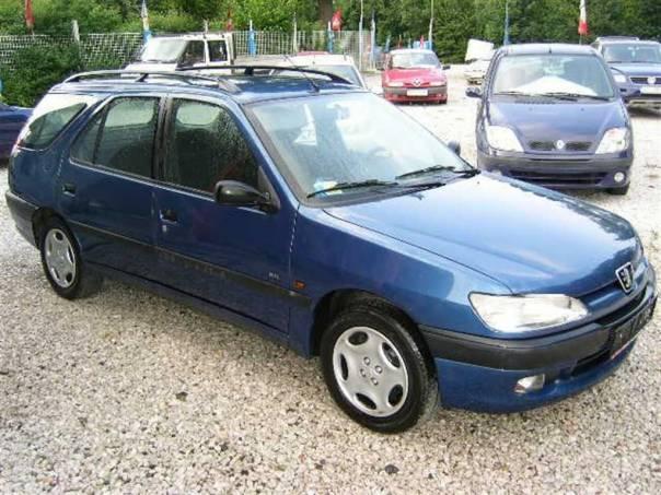 Peugeot 306 1,9 TD XR turbo, foto 1 Auto – moto , Automobily | spěcháto.cz - bazar, inzerce zdarma