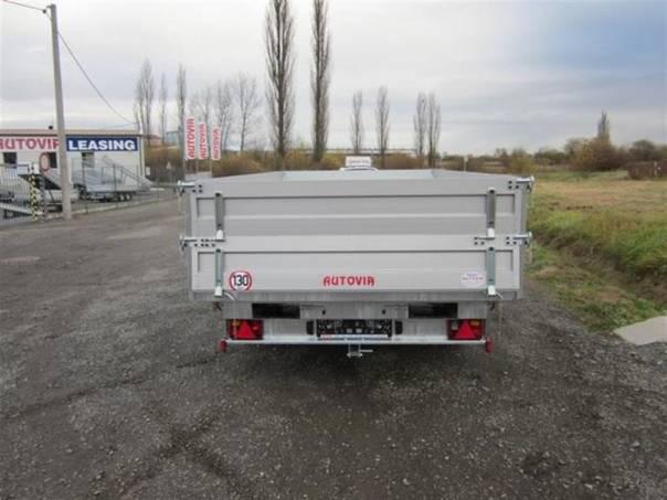 PHT 3,5T 4,15/2,1/0,70 nást.-2, foto 1 Užitkové a nákladní vozy, Přívěsy a návěsy | spěcháto.cz - bazar, inzerce zdarma