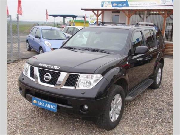Nissan Pathfinder 2,5 dCI odpočet DPH,TOP STAV, foto 1 Auto – moto , Automobily | spěcháto.cz - bazar, inzerce zdarma