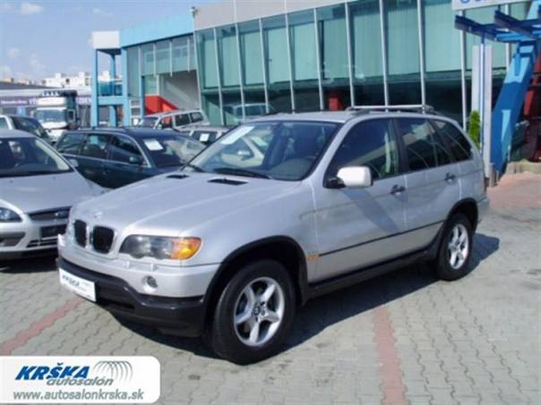 BMW X5 3.0d Aut. 4x4, foto 1 Auto – moto , Automobily | spěcháto.cz - bazar, inzerce zdarma