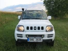 Suzuki Jimny 1.3.koupeno.čr. , Auto – moto , Automobily  | spěcháto.cz - bazar, inzerce zdarma