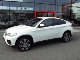 BMW X6 xDrive40d M-sport JAKO NOVÉ