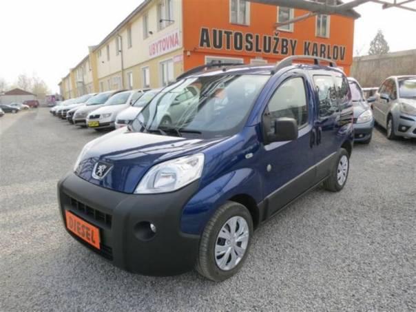 Peugeot Bipper Outdoor 1.4 HDi,klima, foto 1 Auto – moto , Automobily | spěcháto.cz - bazar, inzerce zdarma