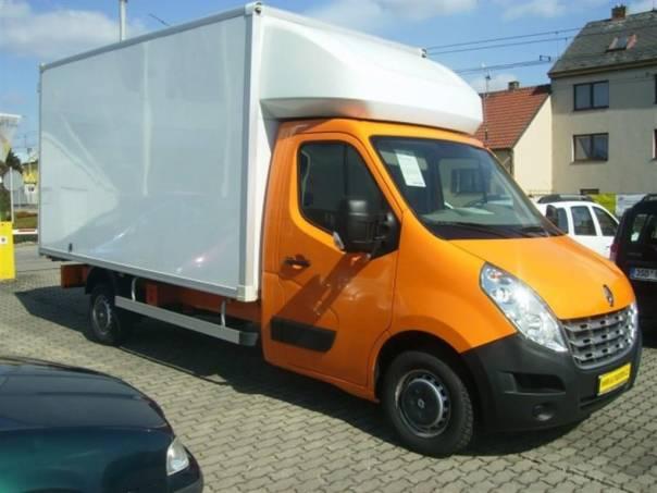 Renault Master 2.3 dCi125, foto 1 Užitkové a nákladní vozy, Do 7,5 t | spěcháto.cz - bazar, inzerce zdarma