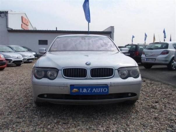 BMW Řada 7 730 D, foto 1 Auto – moto , Automobily | spěcháto.cz - bazar, inzerce zdarma