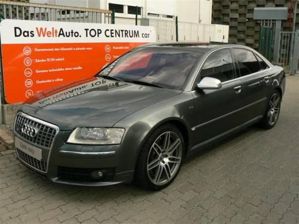 Audi S8 5.2 FSI quattro (331kW/450k) Tiptronic, foto 1 Auto – moto , Automobily | spěcháto.cz - bazar, inzerce zdarma