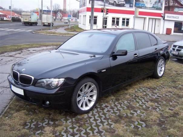 BMW Řada 7 750Li, foto 1 Auto – moto , Automobily | spěcháto.cz - bazar, inzerce zdarma