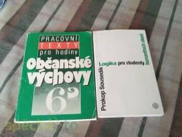 2x učebnice -