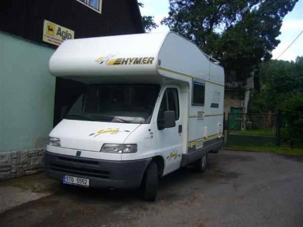 Eryba 1,9 TD, foto 1 Užitkové a nákladní vozy, Camping | spěcháto.cz - bazar, inzerce zdarma
