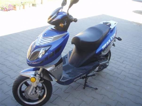 CBC MAX 50 EVO, foto 1 Auto – moto , Motocykly a čtyřkolky | spěcháto.cz - bazar, inzerce zdarma