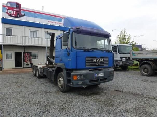 26.414 6x4 Hákový  kontejner, foto 1 Užitkové a nákladní vozy, Nad 7,5 t | spěcháto.cz - bazar, inzerce zdarma