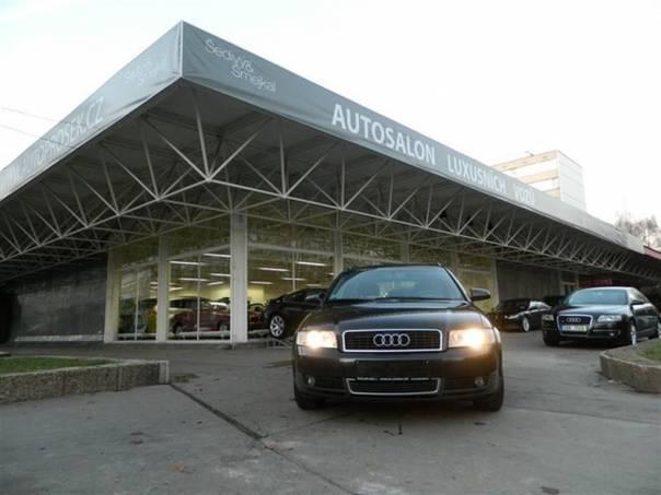 Audi A4 Avant 1.9TDI NEBOURÁNO,SERVIS, foto 1 Auto – moto , Automobily | spěcháto.cz - bazar, inzerce zdarma