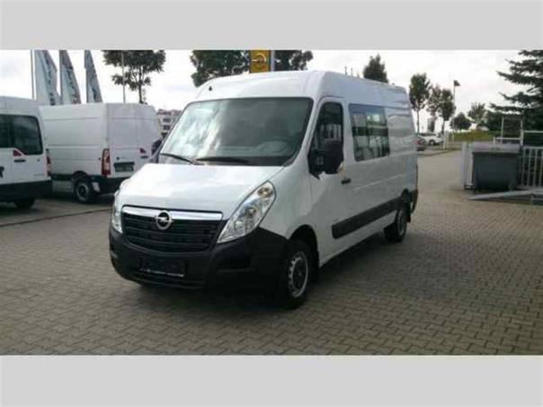Opel Movano VAN L2H2 2.3 CDTi MTk /0068RTBN/, foto 1 Užitkové a nákladní vozy, Do 7,5 t | spěcháto.cz - bazar, inzerce zdarma