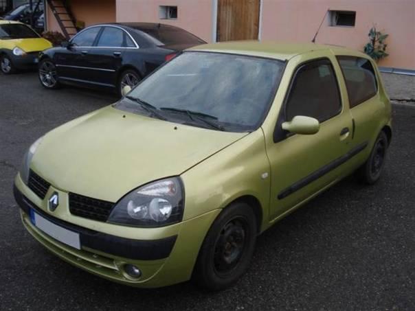 Renault Clio 1.5dCi-BILLABONG-CD-ABS-Airbag, foto 1 Auto – moto , Automobily | spěcháto.cz - bazar, inzerce zdarma