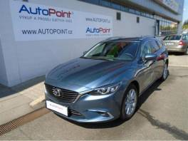 Mazda 6 2.0i Attraction NAVI 6MT