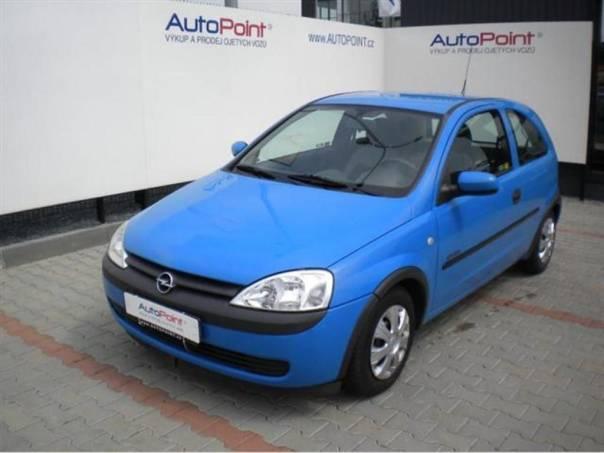 Opel Corsa 1.00   Slušný stav, foto 1 Auto – moto , Automobily | spěcháto.cz - bazar, inzerce zdarma