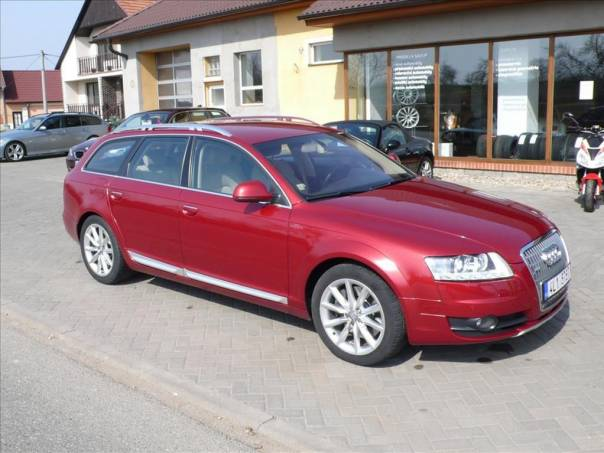 Audi A6 Allroad 3,0   ALLROAD QUATTRO  TDI DPF TIPTR, foto 1 Auto – moto , Automobily | spěcháto.cz - bazar, inzerce zdarma