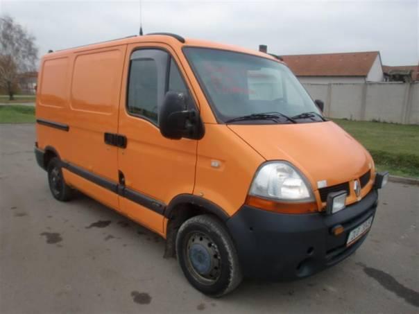 Renault Master 1.9D (ID 8700), foto 1 Užitkové a nákladní vozy, Do 7,5 t | spěcháto.cz - bazar, inzerce zdarma
