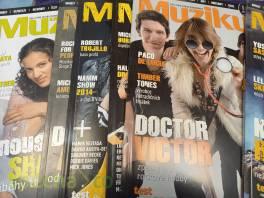 Prodám časopis Muzikus-sbírku 220ks , Hobby, volný čas, Hudba  | spěcháto.cz - bazar, inzerce zdarma