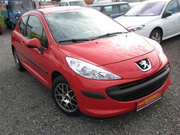 Peugeot 207 1.4 HDi Tempomat, Alu TOP stav, foto 1 Auto – moto , Automobily | spěcháto.cz - bazar, inzerce zdarma