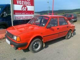 Škoda 105 Eko uhrazeno , Auto – moto , Automobily  | spěcháto.cz - bazar, inzerce zdarma