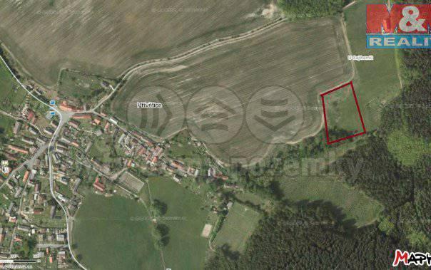 Prodej pozemku, Přívětice, foto 1 Reality, Pozemky | spěcháto.cz - bazar, inzerce