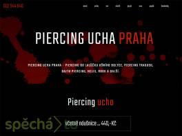 Piercing Praha - helix, daith, rook, orbital , Wellness a péče o zdraví, Kosmetika  | spěcháto.cz - bazar, inzerce zdarma