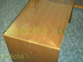 Konferenční stolek 100,5x58x50 (kanadská borovice) , Bydlení a vybavení, Stoly a židle  | spěcháto.cz - bazar, inzerce zdarma