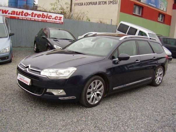 Citroën C5 2.7 V6 HDi Exclusive, foto 1 Auto – moto , Automobily | spěcháto.cz - bazar, inzerce zdarma