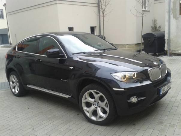 BMW X6 XDRIVE 35D, foto 1 Auto – moto , Automobily | spěcháto.cz - bazar, inzerce zdarma