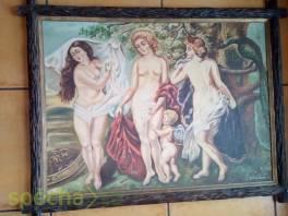 Prodám obraz J. Balounova, rozměry 75/60 , Hobby, volný čas, Sběratelství a starožitnosti  | spěcháto.cz - bazar, inzerce zdarma