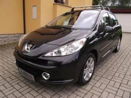 Peugeot 207 1,6i 16V*servis.kn.* 1.maj.*ČR