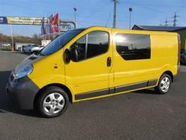 Opel Vivaro 2.0CDTI L2H1 ČR 1.maj , Užitkové a nákladní vozy, Do 7,5 t  | spěcháto.cz - bazar, inzerce zdarma