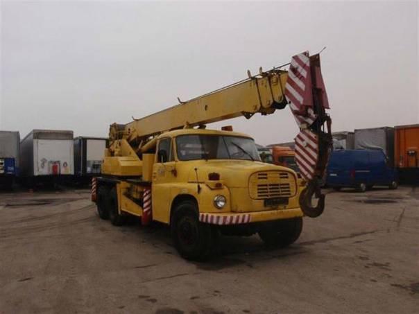 T2 148 CKD AD20 žeriav 6x6, foto 1 Užitkové a nákladní vozy, Nad 7,5 t | spěcháto.cz - bazar, inzerce zdarma