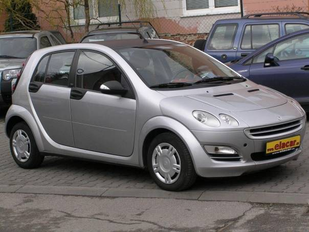 Smart Forfour 1.5 CDi, pravidelný servis, foto 1 Auto – moto , Automobily | spěcháto.cz - bazar, inzerce zdarma