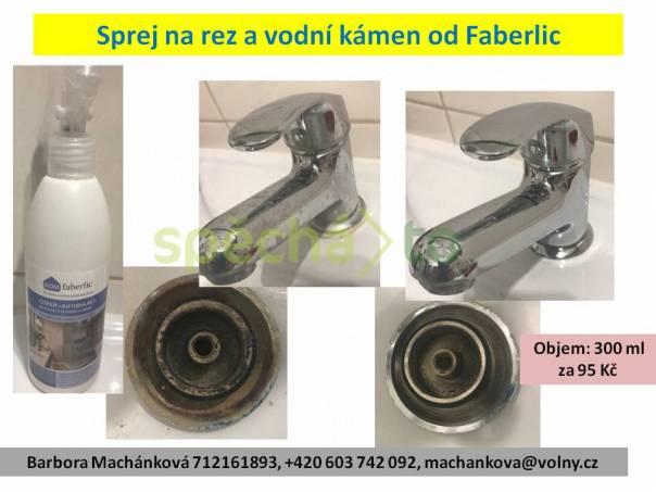 Sprej na rez a vodní kámen od Faberlic, foto 1 Kosmetika, Kosmetické sady | spěcháto.cz - bazar, inzerce zdarma