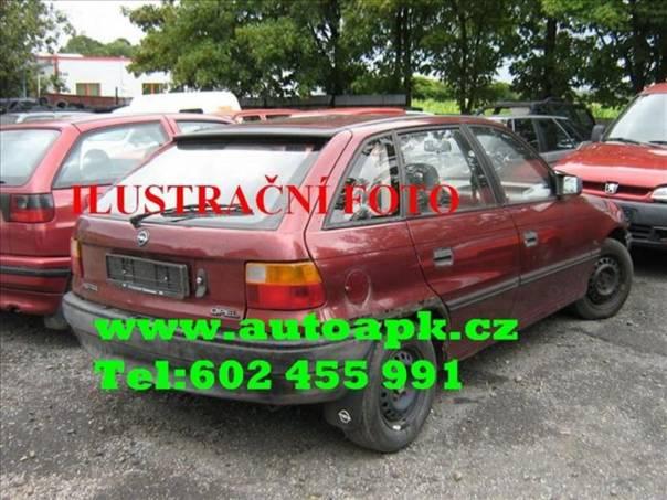 Opel Astra 1.6 Určeno na ND,, foto 1 Náhradní díly a příslušenství, Ostatní | spěcháto.cz - bazar, inzerce zdarma