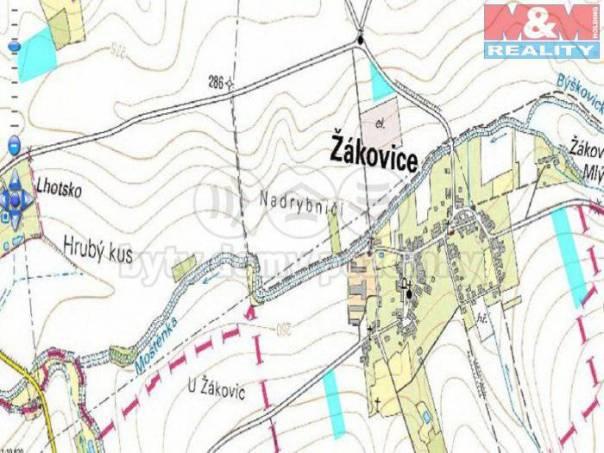 Prodej pozemku, Žákovice, foto 1 Reality, Pozemky | spěcháto.cz - bazar, inzerce