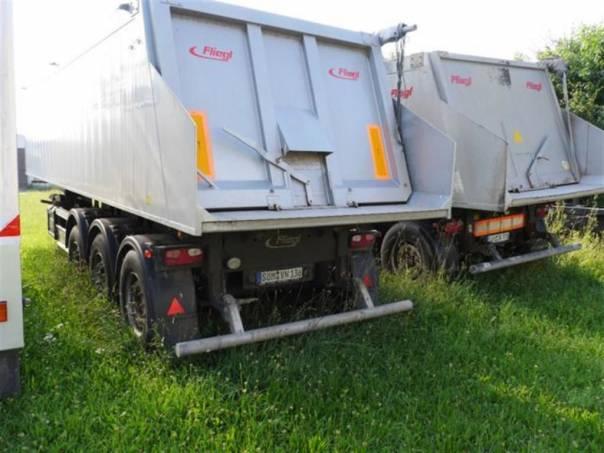 Fliegl  DHKA350, foto 1 Užitkové a nákladní vozy, Přívěsy a návěsy | spěcháto.cz - bazar, inzerce zdarma