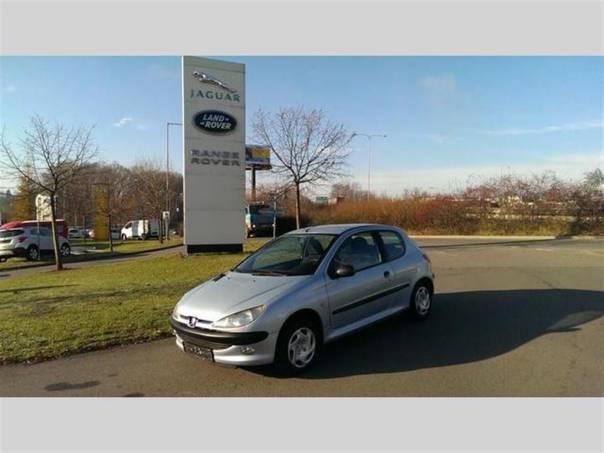 Peugeot 206 1.4 i,1.MAJ,SERVISKA,DIGI-KLIMA, foto 1 Auto – moto , Automobily | spěcháto.cz - bazar, inzerce zdarma