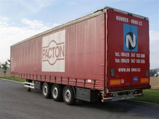 Pacton LXD.339 lowdeck, foto 1 Užitkové a nákladní vozy, Přívěsy a návěsy | spěcháto.cz - bazar, inzerce zdarma