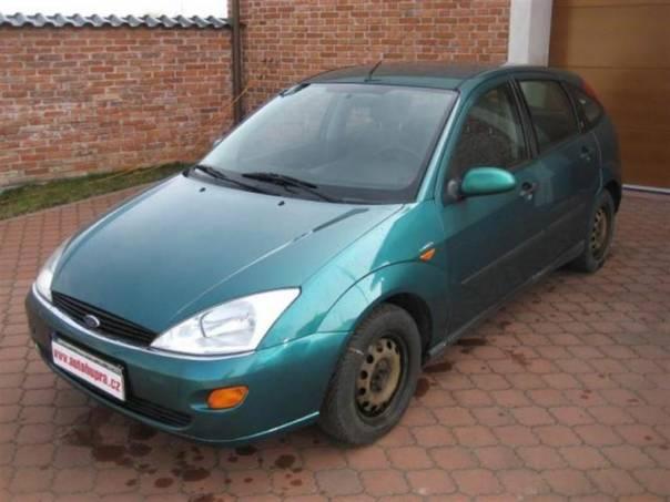 Ford Focus 1,6i Ghia EKOdaň zaplacená, foto 1 Auto – moto , Automobily | spěcháto.cz - bazar, inzerce zdarma