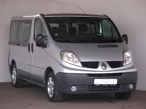 Renault Trafic 2.0 dCi, foto 1 Užitkové a nákladní vozy, Autobusy | spěcháto.cz - bazar, inzerce zdarma