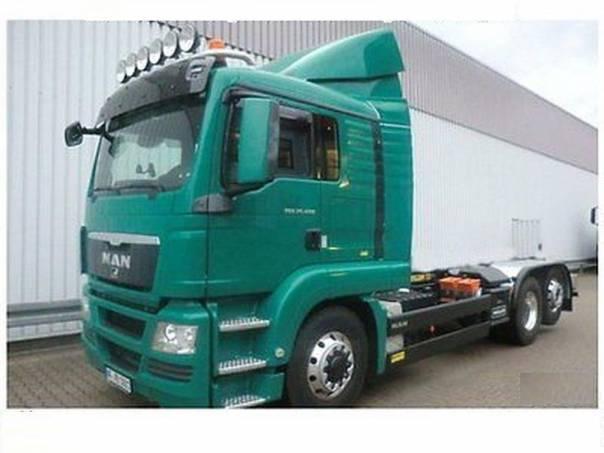 MAN  TGS 26.480 6x4, šasi, foto 1 Užitkové a nákladní vozy, Nad 7,5 t | spěcháto.cz - bazar, inzerce zdarma