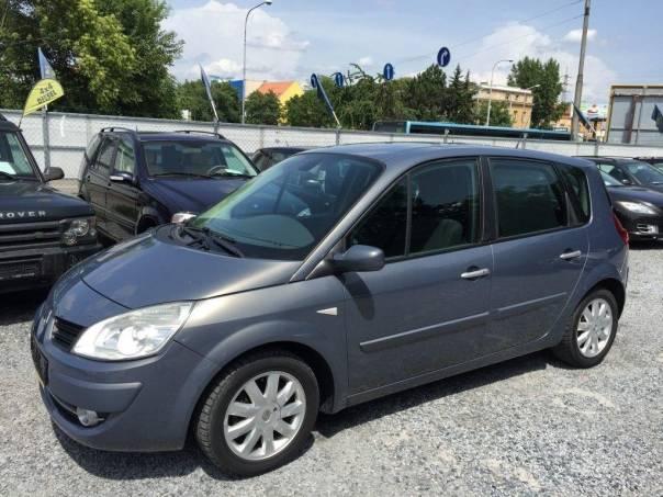 Renault Scénic 1.5 dCi 81kW, foto 1 Auto – moto , Automobily | spěcháto.cz - bazar, inzerce zdarma