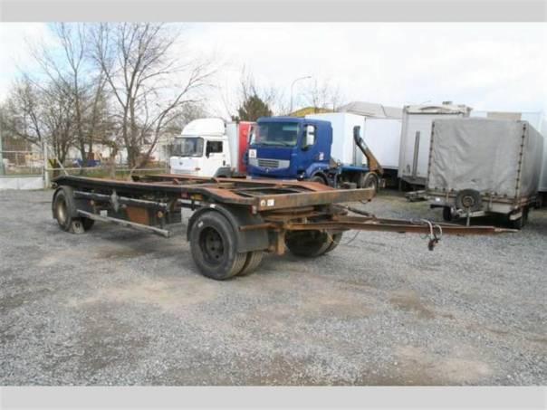 HARASS - KONTEJNÉROVÝ PŘÍVĚS, foto 1 Užitkové a nákladní vozy, Přívěsy a návěsy | spěcháto.cz - bazar, inzerce zdarma