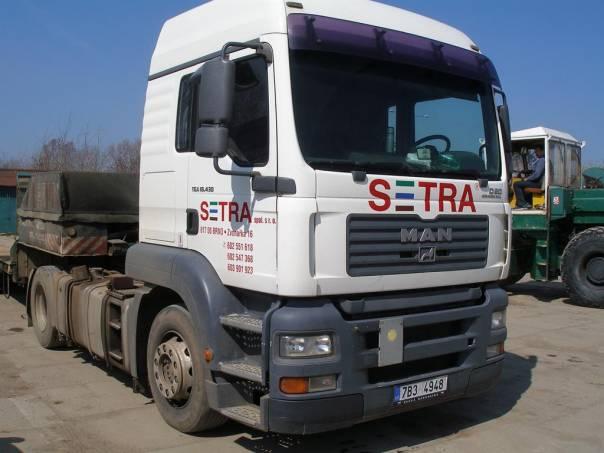 MAN TGA tahač návěsů 4x2, foto 1 Užitkové a nákladní vozy, Do 7,5 t | spěcháto.cz - bazar, inzerce zdarma