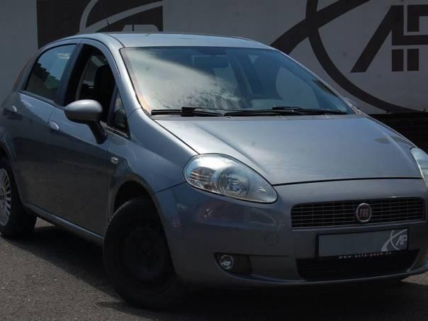 Fiat Punto 1.2i 48kW, 2. Majitel ČR, foto 1 Auto – moto , Automobily | spěcháto.cz - bazar, inzerce zdarma